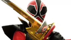 Gedou Shinken Red profile