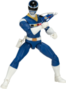 Legacy In Space Blue Ranger