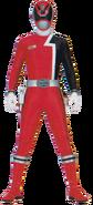 Red Space Patrol Delta Ranger