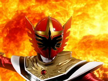 Red Legend Warrior