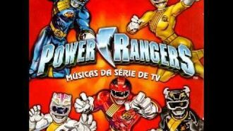 02 - Power Rangers Wild Force Theme (CD Power Rangers)