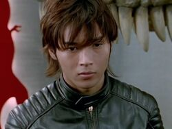 Ink kou in Abaranger