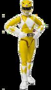 Mighty Morphin Yellow Ranger Female SH Figuarts