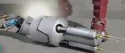 Needletron arm