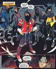 Ninja Rangers (MMPR-TMNT)
