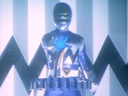 Blue Galaxy Ranger in Cockpit