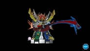 Kyoryu SamuraiHaOh SuperSkill
