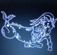 Kyuranger's Capricorn Constellation