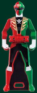 Image - Gokai Christmas Ranger Key.jpg | RangerWiki | FANDOM ...
