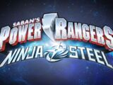 Power Rangers Ninja Stal