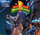 Mighty Morphin Power Rangers (Boom! Studios) Issue 21