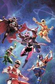 Brand New Mighty Morphin Power Rangers