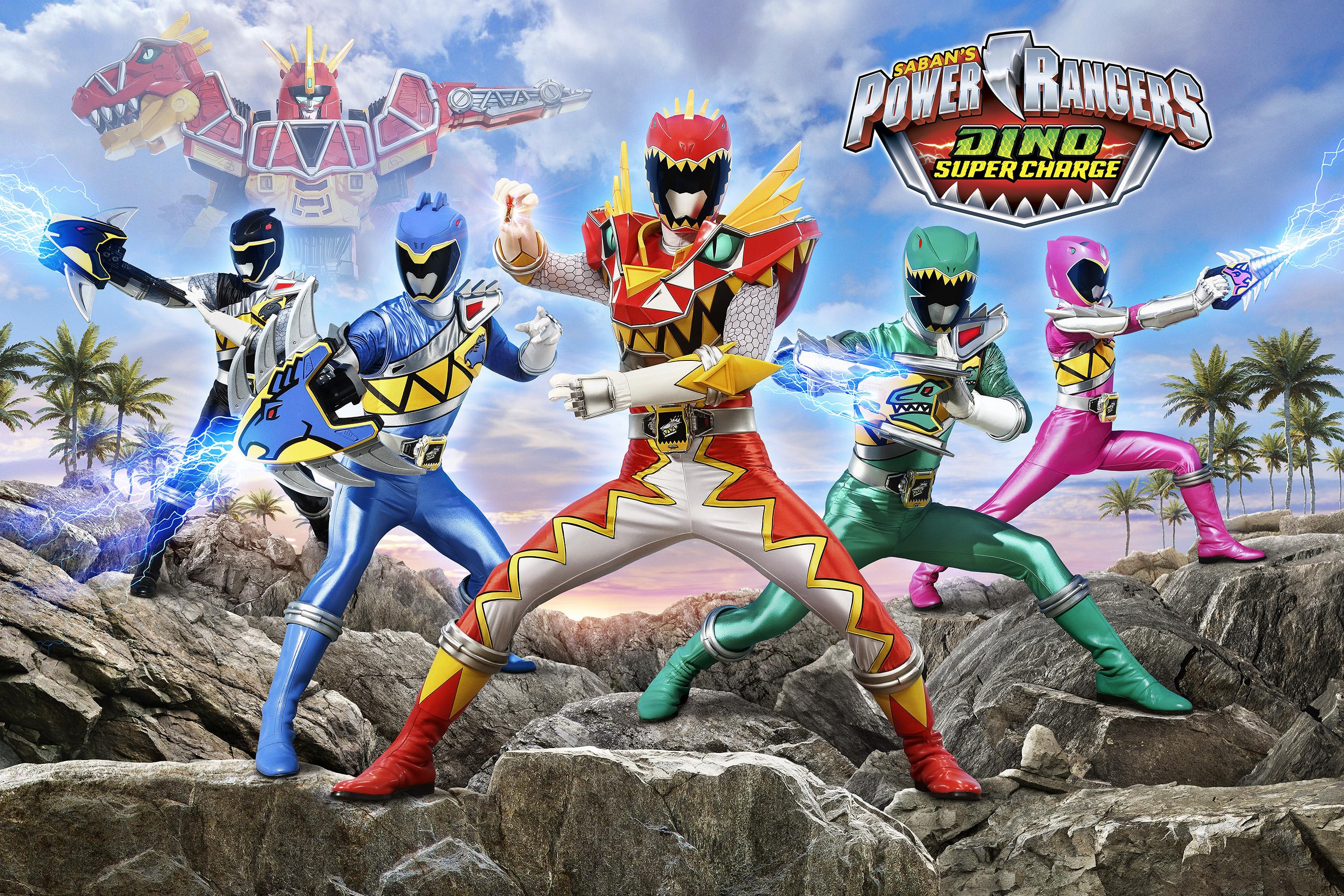 - Power Rangers Dino Super Charge RangerWiki Fandom
