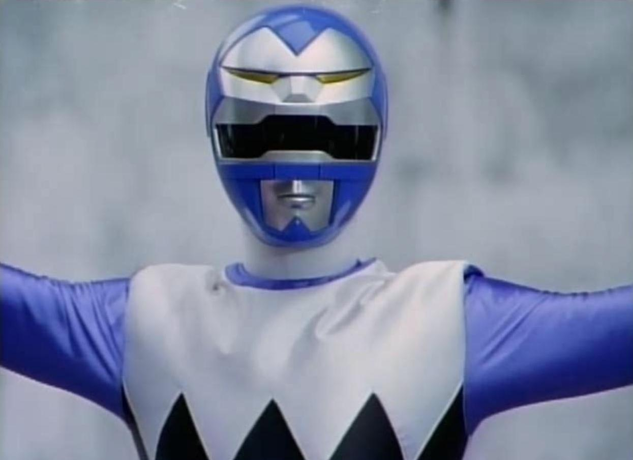 power rangers lost galaxy episode 8 the blue crush