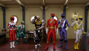 All Lion Rangers