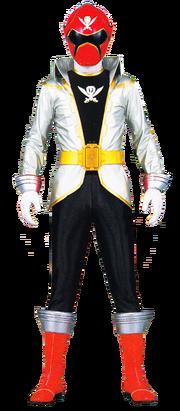 Gokai-redsilver