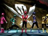 Tensou Sentai Goseiger vs. Shinkenger: Epic on Ginmaku