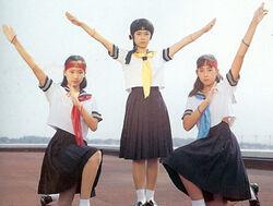 Punishment Sailor Sisters