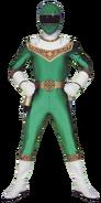 Green Zeo Ranger