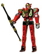 Legacy Red Dragon Thunderzord2