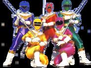 Power Rangers Zeo (Team)