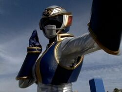 13 S.P.D. ~ Nova Ranger 01