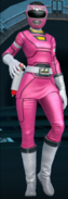 Legacy Wars Pink Turbo Ranger