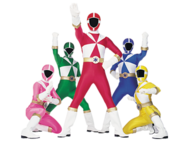Power Rangers Lightspeed Resuce (Team)