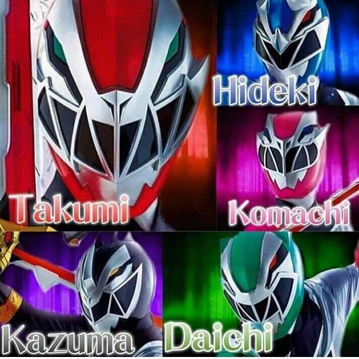 Talk:Kishiryu Sentai Ryusoulger | RangerWiki | FANDOM