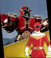 Red Battlezord Megazord Madness