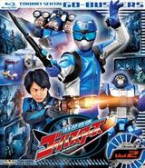 Go-Busters Blu-ray Vol 2