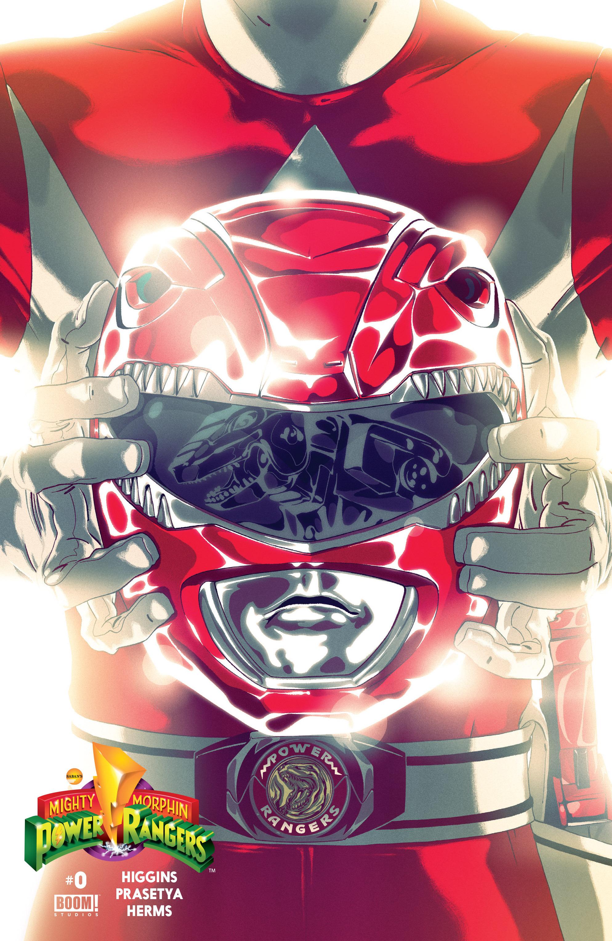 Mighty Morphin Power Rangers (Boom! Studios) Issue 0