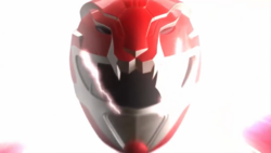 HyperForce Red Helmet
