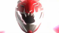 HyperForce Red Helmet