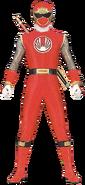 Red Ninja Storm Ranger
