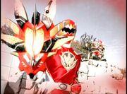 Red Ranger dream