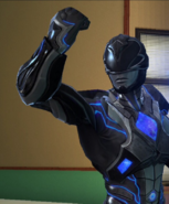 Legacy Wars Black Ranger 2017 Movie Victory Pose