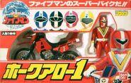 Pladela-fiveman-bike