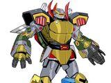 Turtle Megazord