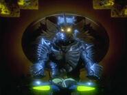 Zen Aku in Predazord Cockpit