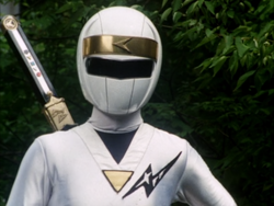 Alien White Ranger