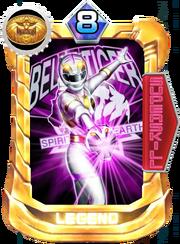 GaoWhite Card in Super Sentai Legend Wars