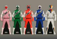 J.A.K.Q. Ranger Keys