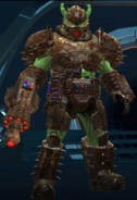 Legacy Wars Sledge