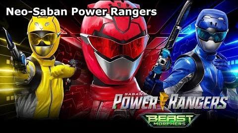 Power Rangers Beast Morphers Official Trailer Hasbro Superheroes