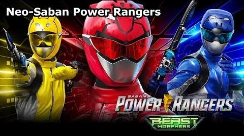 Power Rangers Beast Morphers Official Trailer Hasbro Superheroes