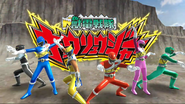 Zyuden Sentai Kyoryuger in Super Sentai Legend Wars