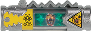 MMPR Yellow Movie Charger