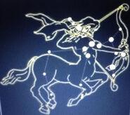 Kyuranger's Sagittarius Constellation