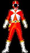 Red Lightspeed Ranger
